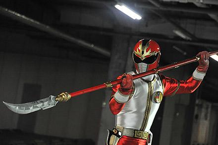 スーパー戦隊最強バトル!!出演のレジェンド戦士リュウレンジャー